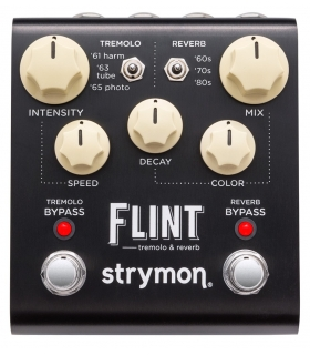 STRYMON Flint - Tremolo &...