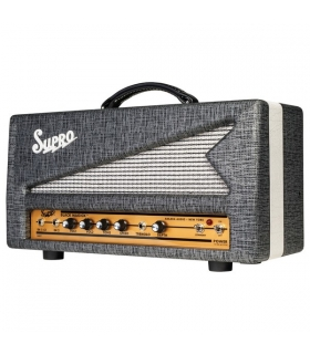 SUPRO 1695TH - Black Magick Head - 25w Tremolo