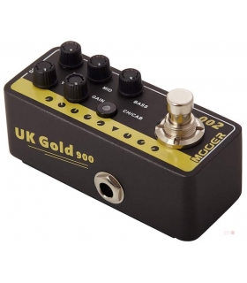MOOER Preamp 002 - UK Gold...