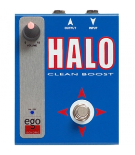EGOSONORO Halo Clean Boost