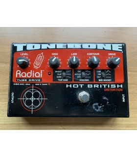 RADIAL Tonebone Hot British...