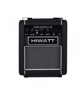 HIWATT Crunch 8 BK - Combo...