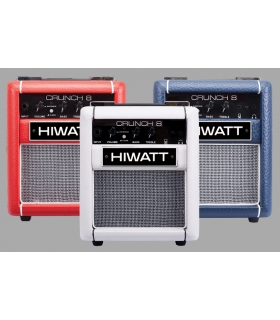 HIWATT Crunch 8 WH - Combo...