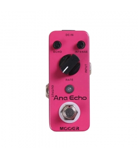 MOOER Ana Echo - Analog Delay