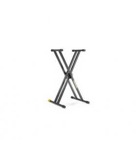 HERCULES STAND KS120B - Supporto per Tastiera o Pianoforte Digitale EZ-LOK
