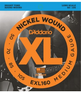 D'ADDARIO Bass Nickel Wound...