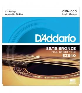 D'ADDARIO Acoustic 85/15...