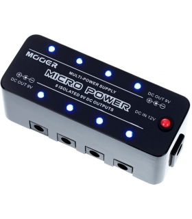MOOER Micro Power Supply -...