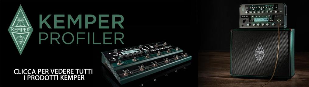KEMPER PROFILER - Disponibilità e Prezzi!!!