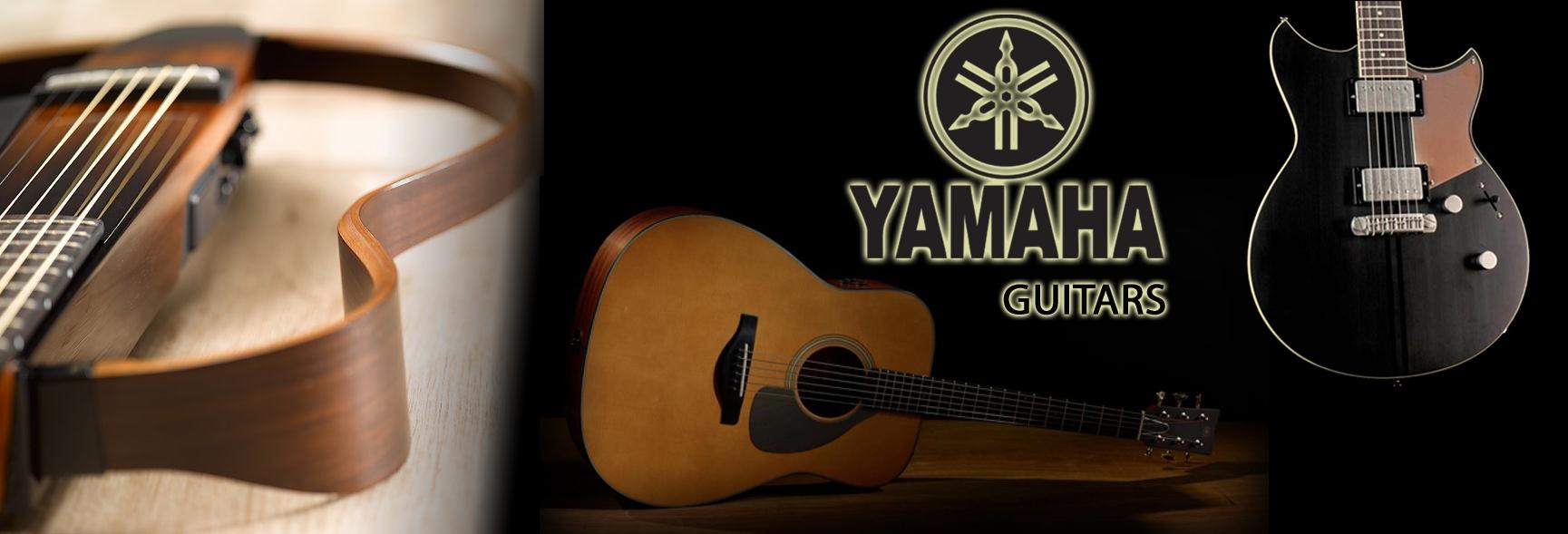 Clicca per vedere tutti i modelli e disponibilità delle chitarre YAMAHA